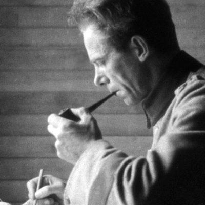 Bernhard Nord. Foto lånat från Bernhard Nordh-sällskapets webbsida