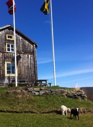 Besök Norgefarargården