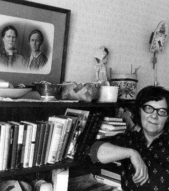 Linnea Fjällstedt skrev om nybyggarnas hårda liv