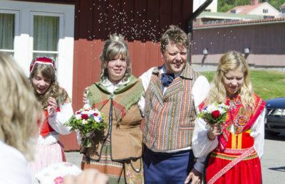 Vill ni gifta er i Vilhelmina kyrka under hembygdsdagarna?