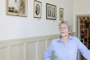 En av medlemmarna i föreningen är Carina Strömberg, tidigare anställd vid SVAR i Ramsele, har lång erfarenhet av och gedigen kunskap om de arkiv som finns att tillgå för en intresserad släktforskare.