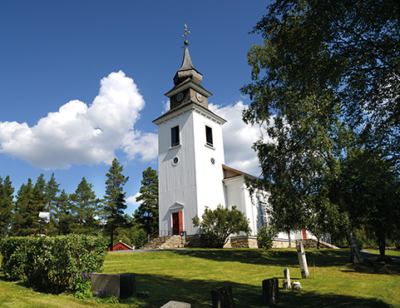 Vilhelmina kyrka