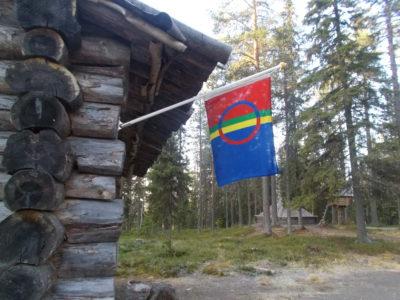 Berättarstuga: Samiska forn- & kulturlämningar