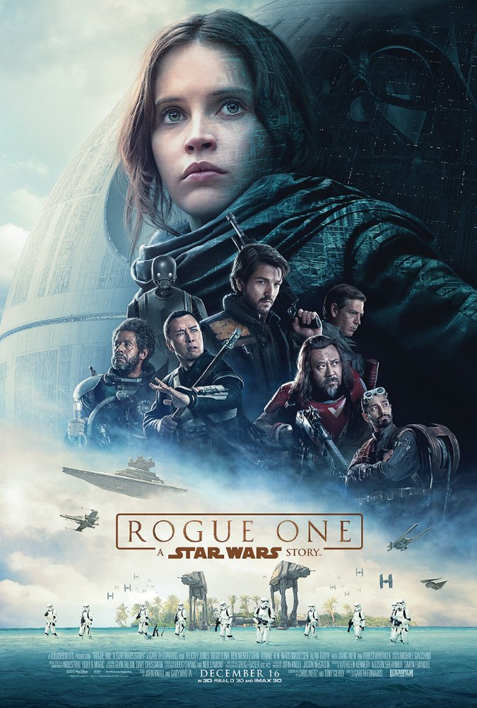 Gratis ungdomsbio: Star Wars Rouge One