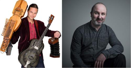 """Konsert: """"Visärn"""" med Matti Norlin & Mikael Rönnberg"""