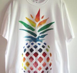 Måla din egen t-shirt