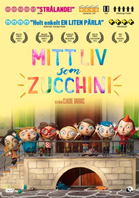 Gratis barnmatiné: Mitt liv som Zucchini