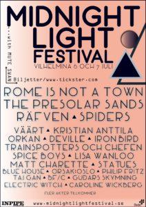 Midnight Light Festival 2018