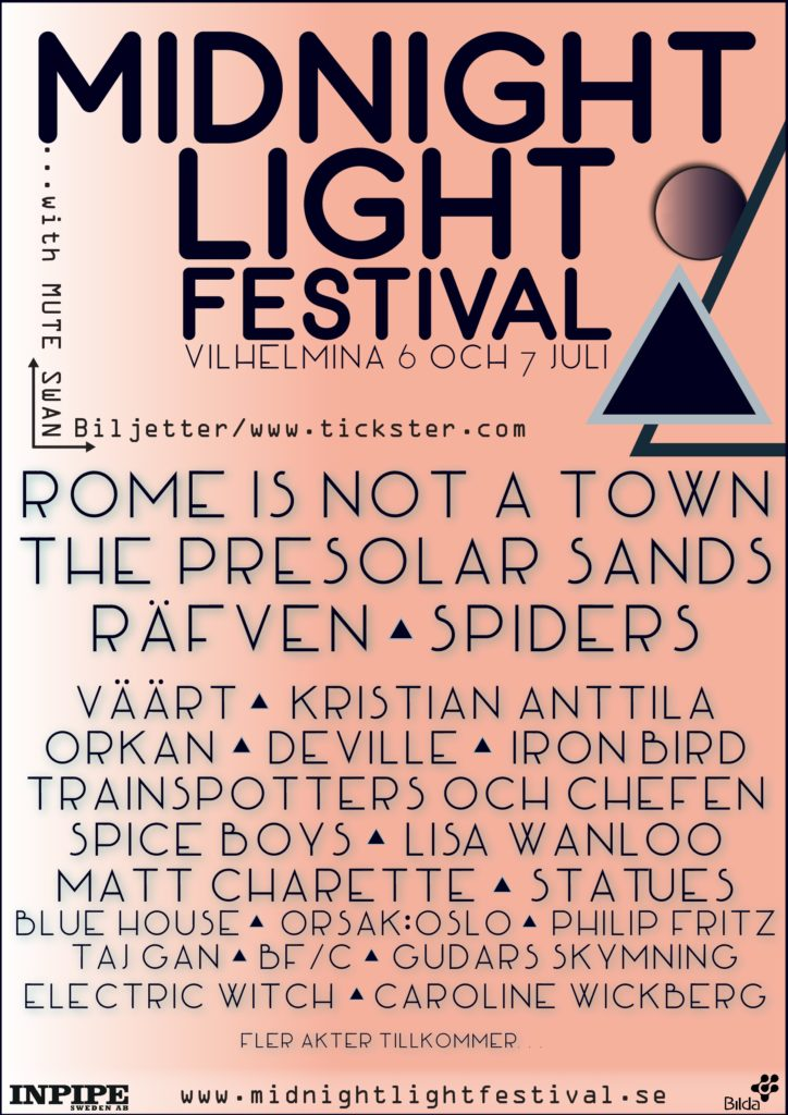 Midnight Light Festival 2018
