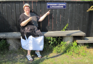 "Carina Danielsson, Vilhelminas egen ""Babben"""