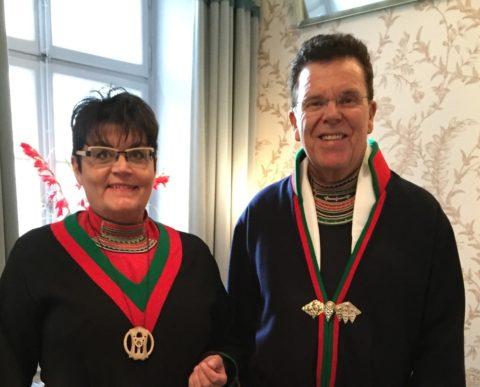 Paret Risfjell – sameslöjdare och förvaltare av sydsamisk tradition