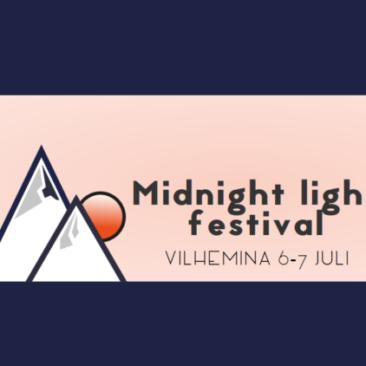Midnight light festival