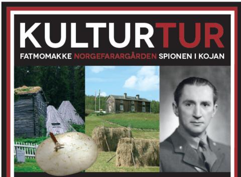 Kulturtur i Kultsjödalen