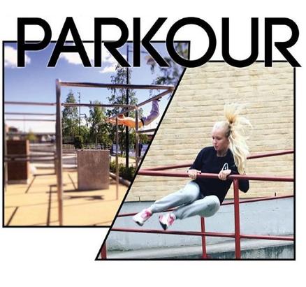 Parkourskola för barn & unga